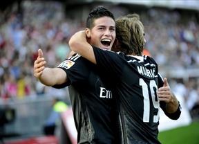 Un arrollador Real Madrid golea al Granada (0-4)