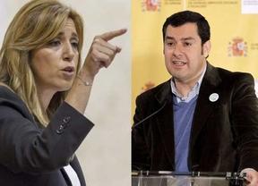 El nuevo líder del PP-A lo tiene difícil: Susana Díaz llevaba 5,6 puntos de ventaja justo antes de su nombramiento