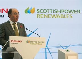 Iberdrola se convierte en operador de renovables líder en Reino Unido