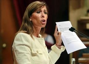 Nueve diputados del PP catalán se quedan en las 'nubes' y votan...¡a favor de la consulta!