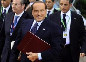 Berlusconi se libra de tres años de prisión por un indulto