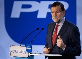 Rajoy: 'Votar a quien no ha gobernado nunca, pone en riesgo a España'