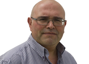 José Lozoya, candidato de Vox a la Alcaldía de Albacete