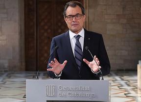 Artur Mas se pone un plazo para decir cómo será el proceso constituyente catalán: este jueves 15