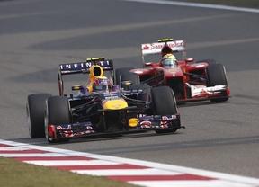 Vettel arrebata a Alonso el mejor crono en los segundos libres por milésimas