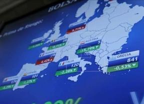 La prima de riesgo se sitúa en 100 puntos y el bono sube al 1,383 por ciento