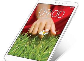 LG quiere reengancharse al negocio de las tabletas con la nueva G Pad 8.3