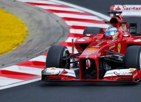 Alonso se queda sin podio, llega quinto en una carrera capitaneada por Hamilton