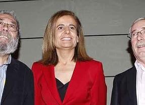 Reforma laboral: Báñez recibirá hoy a Toxo y Méndez por la fuerte presión sindical