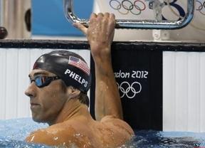 19 medallas olímpicas hacen único a Michael Phelps