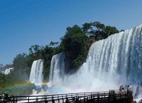 Las Cataratas de Iguazú ya son destino accesible