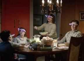 La competencia ridiculiza las Google Glass en un anuncio