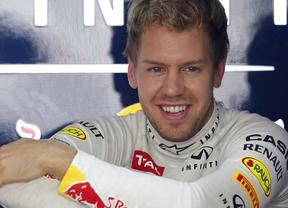 La F-1, como la vida, sigue igual: Vettel arrolla en los libres de India y Alonso sigue hundido