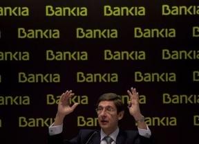 Las acciones de Bankia se desploman un 13% en su vuelta a la Bolsa de Madrid