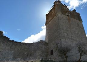 Galve de Sorbe impulsa una campaña de recogida de firmas para salvar su castillo
