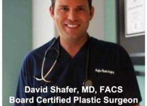 El acreditado cirujano plástico, Dr. Shafer, ofrece a sus pacientes tecnologías y tratamientos innovadores como JUVÉDERM VOLUMA