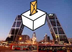 Estampida de candidatos en Madrid a tres meses de las elecciones