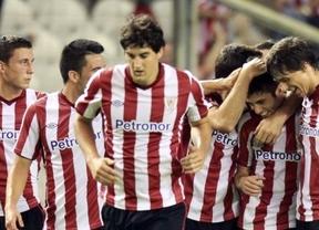 El Athletic se consuela con Europa de su mal comienzo en la liga
