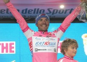 'Purito' enfatiza su liderazgo tras hacerse con la decimoséptima etapa y mantiene la 'maglia rosa'