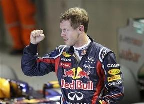 Vettel reina en La India y se corona campeón del mundo por cuarta vez