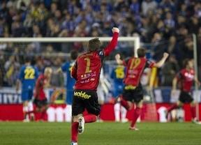 Copa: 'David' Mirandés, a un gol de derribar a 'Goliat' y meterse en las semifinales
