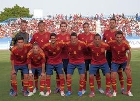Tropiezo en los ensayos: la Selección olímpica de fútbol, aún sin Alba, Mata y Javi Martínez, pierde 0-2 ante Senegal