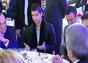 El polémico encontronazo entre Cristiano Ronaldo y Cerezo