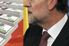 Recortazo a los directivos de la banca sostenida con ayudas públicas