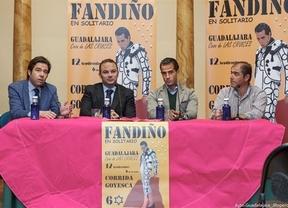 Iván Fandiño protagonizará la primera corrida goyesca en Guadalajara