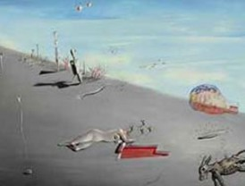 Dalí rompió record mundial en subasta de arte surrealista
