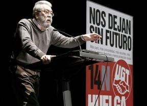 14-N: Los sindicatos reivindican la utilidad de una huelga general y se muestran optimistas en el seguimiento