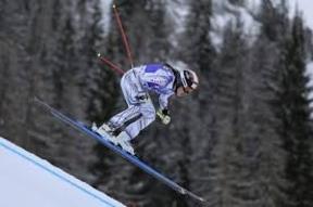 Primer petardo olímpico en Sochi: Carolina Ruiz, con alguna opción de medalla, se sale de la pista