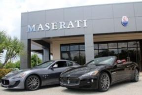 Maserati doblará su número de concesionarios en el mundo