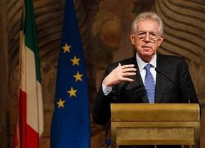 El FMI prepara un 'pack' de ayuda a Italia de 600.000 millones para que Monti pueda hacer reformas