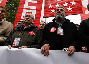 Sindicatos y organizaciones sociales salen a la calle contra el