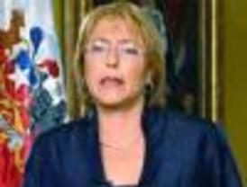 Bachelet descarta que en Chile exista