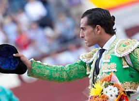 Oreja para un Fandiño muy entregado que aumenta su cartel en la cátedra de Las Ventas