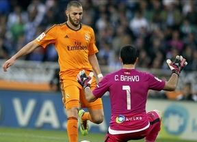 El Madrid sigue vivo: no echa en falta a Ronaldo y golea con facilidad a la Real (0-4)