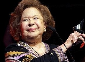 Adiós a la más prolífica de nuestras actrices: muere la gran Aurora Bautista