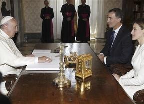 Felipe VI invita al Papa a España