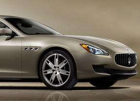 Maserati multiplica por cinco sus ventas en España hasta octubre por la llegada de motores diésel