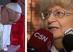 Francisco, cuando era el joven Bergoglio: habla su novia