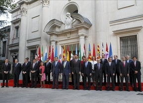 Rajoy intenta un compromiso sobre el déficit en la Conferencia de Presidentes