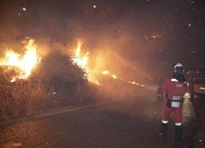 Extinguido el segundo foco cercano al incendio de Almorox (Toledo)