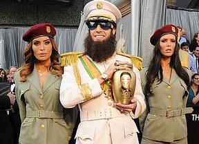 Nuevo adelanto de 'El dictador' en forma de tráiler