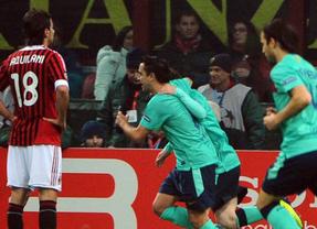 El 'Superbarça' le demuestra al Milan en un partidazo en San Siro quién manda en juego y marcador (2-3)