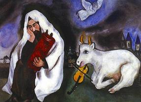 El Thyssen se viste colorista con la pintura de Marc Chagall
