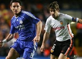 El Valencia busca quitarse el gafe ante el Chelsea, al que nunca ha ganado