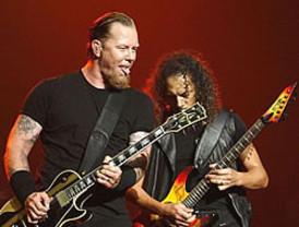 Metallica prepara ya su nuevo disco para 2011