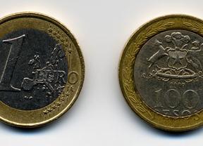 El 'timo' de la moneda de 100 pesos chilenos: Casi idéntica a la un euro pero con mucho menos valor